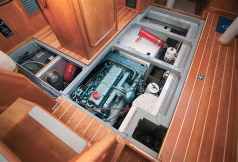 boat engine compartment fire extinguisher robots author