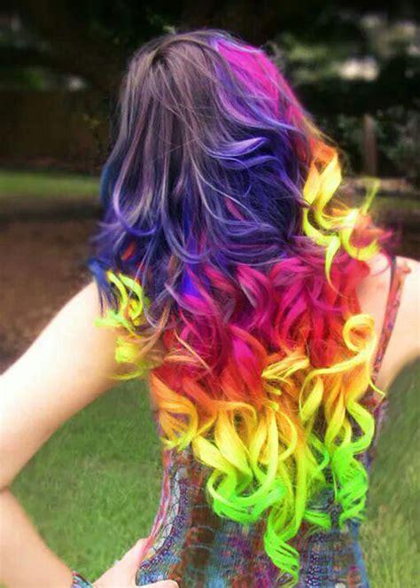 Magnificent Little Pony Hair Dye.