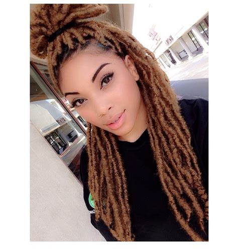 trend alert faux locs i am team natural