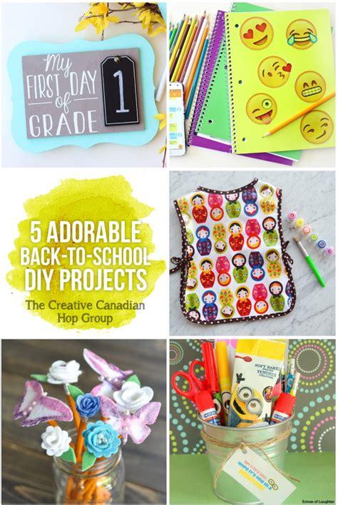 diy school projects emoji inspired notebook diy