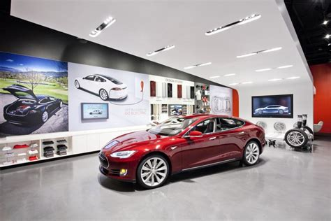Tesla Dealership California Tesla S Referral Program Meets Dealer Resistance In California