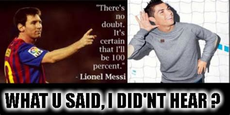 Funny Messi Memes - cr7 messi memes images