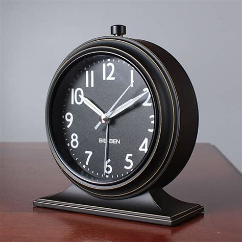 bedroom clocks 2017 new continental retro alarm clock vintage mute