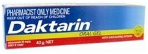Daktarin 10g daktarin gel products chemist australia pharmacy
