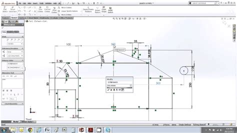 solidworks sketch pattern under defined solidworks tutorial how to sketch understand relations