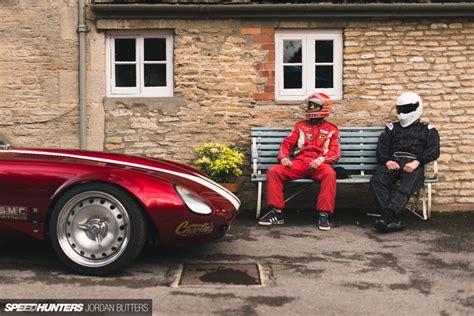 Car Drift Types by Project Purist The Jaguar E Type Built To Drift