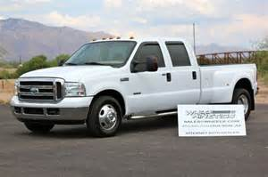2006 Ford F350 Diesel Find Used 2006 Ford F350 Diesel 4x4 Dually Drw 4wd 116k
