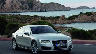 Audi A7 Wallpaper 2011 Audi A7 Sportback Near The Sea Wallpaper 41749