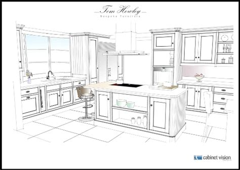 Cabinet Vision 8 by Better Rendering In Cabinet Vision V8