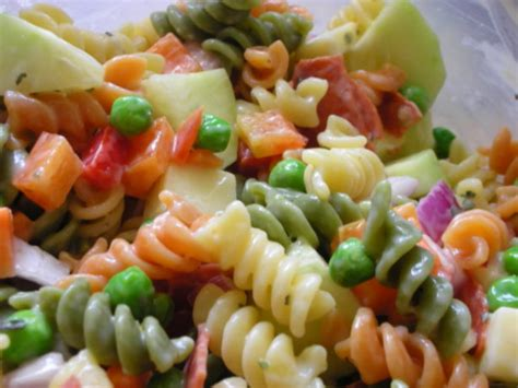 pasta salat easy italian pasta salad recipe food com