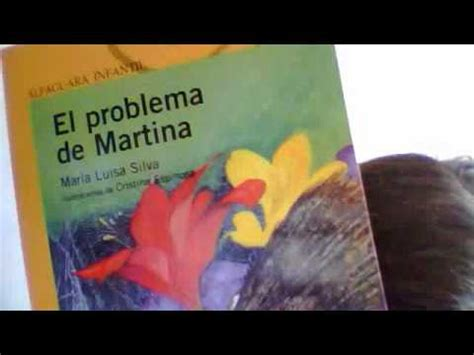 el problema de martina youtube