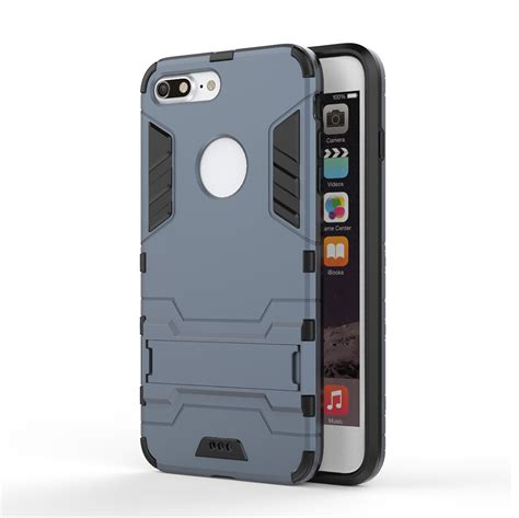 apple iphone   protective case  kick stand armor