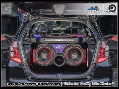 Speaker Mobil 4 Ads 442b audio mobil kencang honda jazz rs loudbass car audio