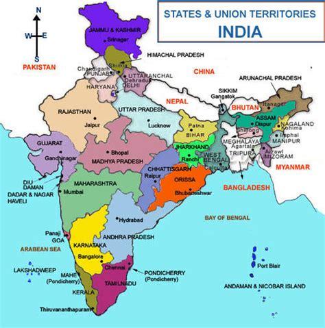 India Map States by Maps Of India Logofmaps