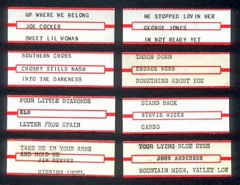 template jukebox label retro jukebox labels white collage mixed media by rubydogart