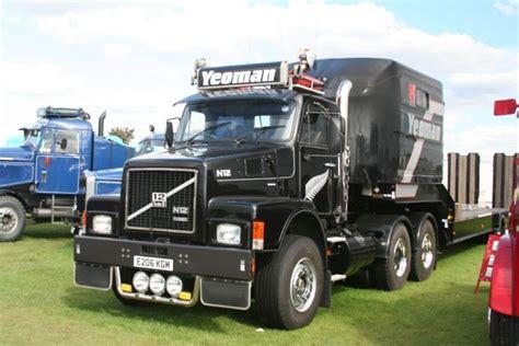 volvo truck photos truck photos 1987 volvo n12 yeoman