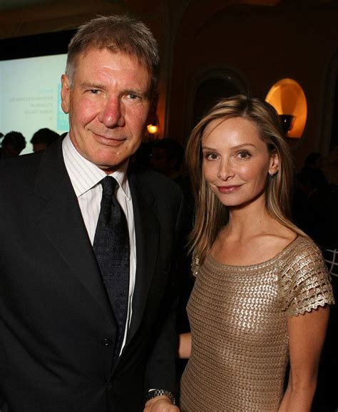 Calista Flockhart And Harrison Ford haute 100 los angeles update harrison ford and calista