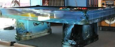 Fish Tank Coffee Table For Sale - very unusual pool table on ebay azbilliards com