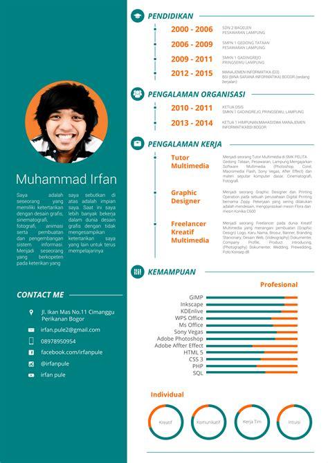 Desain CV yang Bisa Menarik Perhatian HRD   Miignon