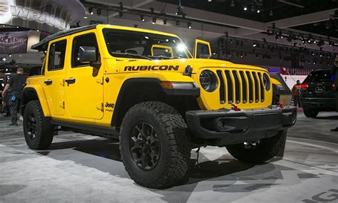2020 Jeep Gladiator Yellow by Hella Yella Jl Now Open For Orders 2018 Jeep Wrangler