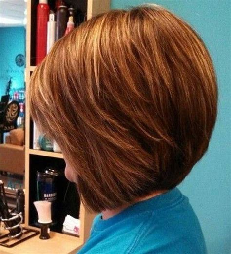 stacked shaggy haircuts shaggy short bob hairstyles 2015 back view hairstyles