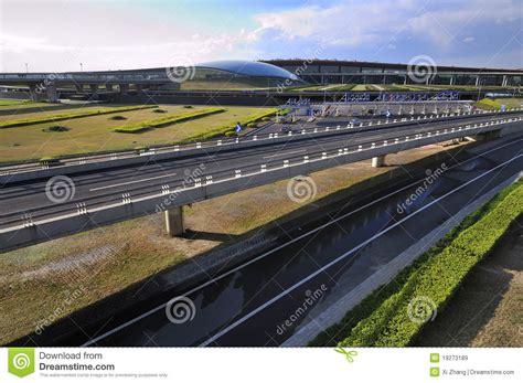 grande porto della cina aeroporto capitale della cina pechino immagine stock