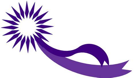 Ribon Top 2 purple award ribbon clip at clker vector clip