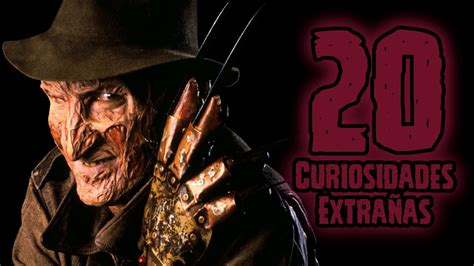 imagenes de freddy krueger en 3d tops 20 20 curiosidades extra 241 as de freddy krueger youtube