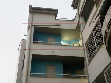 verandare balcone verandare balcone di casa a spoltore pescara