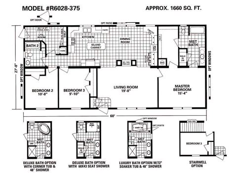 schult manufactured homes floor plans schult timberland 6028 375 modular manufactured home