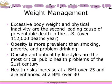 weight management powerpoint ppt chapter 5 weight management powerpoint presentation