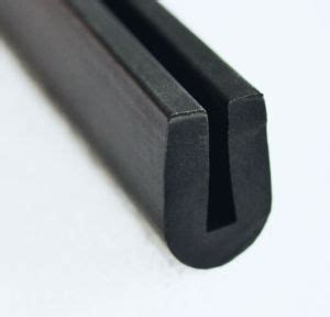 U Boat Ifo 6381 Rubber china sheet metal edge protection rubber seal