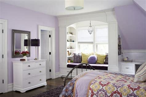 Helle Farbige Schlafzimmer by Die Farbe Lila In Der Modernen Einrichtung 59 Beispiele
