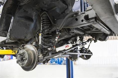 jeep suspension jspec 2 quot suspension system 1997 2006 wrangler tj