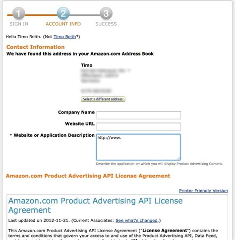 amazon register how to register for amazon affiliate and product