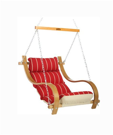single swing chair with stand outdoor hanging chair