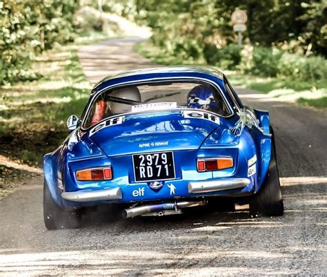 renault alpine a110 rally alpine renault a110 1600 sc the 1973 rally