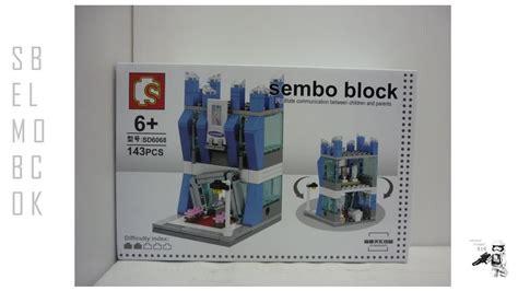 Lego Sembo Block Sd6019 bricks sembo sd6026 lv store daftar harga produk