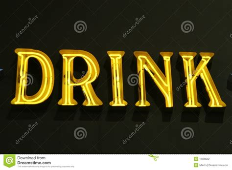 drink photography lighting drink sign neon lights stock photo image of alcohol