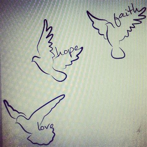 peace love hope tattoo designs faith draw tattoos and