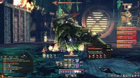 Blade And Soul How To Search For Blade And Soul Gameplay Dungeon Run And Cinematic