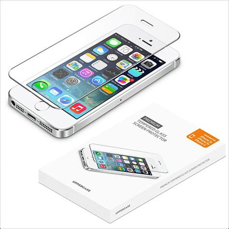 Tempered Glass Iphone Se best iphone se tempered glass screen protectors keep the touch screen intact