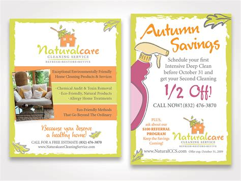 forgreen naturalcare cleaning service
