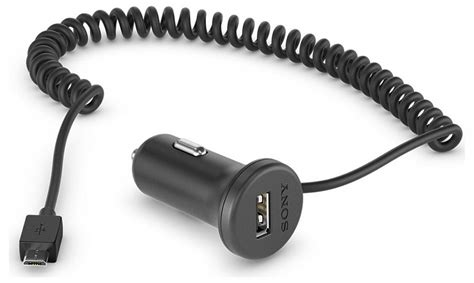 Sony An420 Car Charger sony an420 micro usb szivargy 250 jt 243 t 246 lt蜻 220volt hu