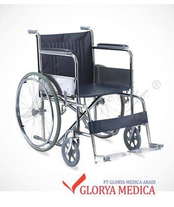 Jual Kursi Roda Aluminium jual kursi roda alumunium kursi roda standar glorya medica