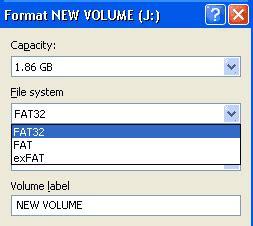 cara merubah format flashdisk fat fat32 menjadi ntfs cara format flashdisk menjadi ntfs file system belajar