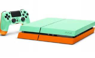 ps4 colors colorware expands ps4 color options product reviews net