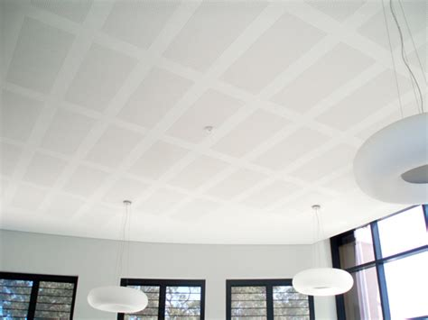 Perforated Plasterboard Ceiling by New Gyptone Perforated Plasterboard Range Gyprock