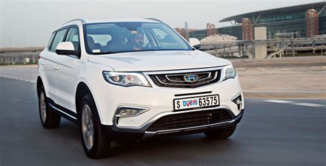 geely emgrand 2016 geely emgrand x7 sport review wheels