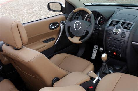 renault megane 2009 interior renault megane cabriolet 2003 2005 driving